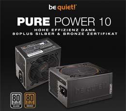 be quiet Pure Power Netzteile bei SK Computer Alsdorf bei Aachen