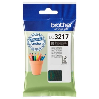 Tinte Brother LC-3217BK schwarz