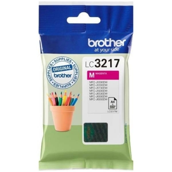 Tinte Brother LC-3217M magenta