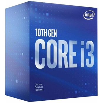 CPU 1200 Intel® Core i3-10100F (4x 3.6Ghz) Box