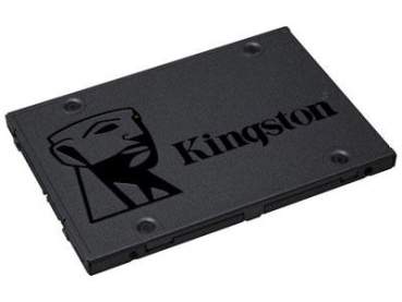 "HD 2,5"" (6.4cm) SATA3 SSD Kingston A400 480GB"