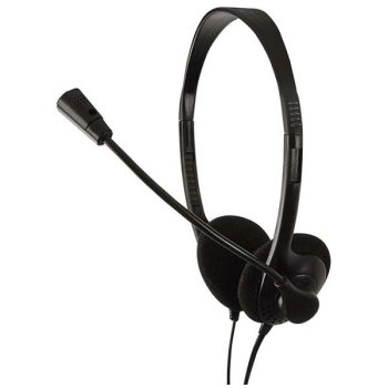 Headset Logilink Stereo Deluxe HS0001