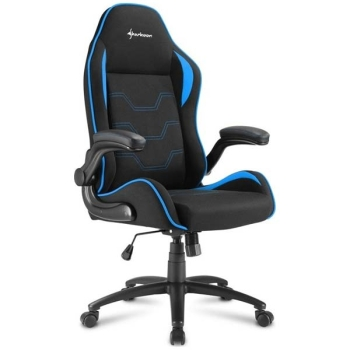 Gaming Chair Sharkoon Elbrus 1 blau