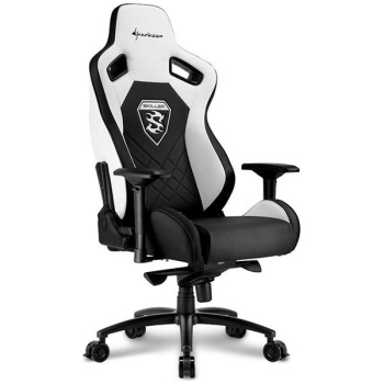 Gaming Chair Sharkoon Skiller SGS4 weiß