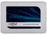 "HD 2,5"" (6.4cm) SATA3 SSD Cruchial MX500 500GB"